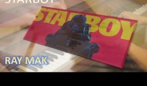 The Weeknd ft. Daft Punk - Starboy Piano by Ray Mak