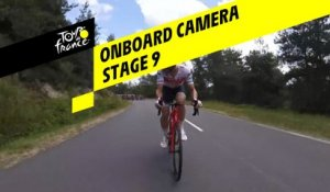 Onboard camera Emotions - Étape 9 / Stage 9 - Tour de France 2019