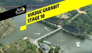 Viaduc Garabit  - Étape 10 / Stage 10 - Tour de France 2019