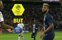 But Eric-Maxim CHOUPO-MOTING (75ème) / Paris Saint-Germain - Toulouse FC - (4-0) - (PARIS-TFC) / 2019-20
