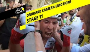 Onboard camera Emotions - Étape 11 / Stage 11 - Tour de France 2019
