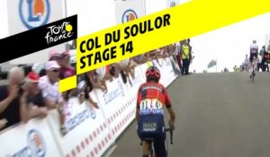 Col du Soulor - Étape 14 / Stage 14 - Tour de France 2019