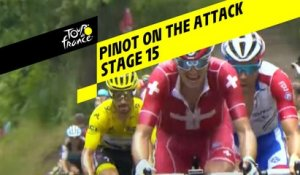 Pinot à l'attaque / Pinot on the attack - Étape 15 / Stage 15 - Tour de France 2019