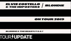 Elvis Costello & The Imposters and Blondie Join Forces For An Epic Tour