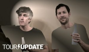 We Are Scientists Find Thrill Playing New Music
