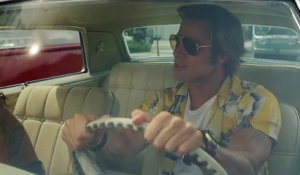 Once Upon A Time... In Hollywood - Extrait du film - Pussycat et Cliff