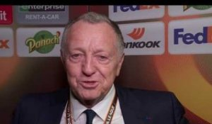 "Aulas : ""On a pris l'ascendant sur Besiktas"""