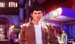SHENMUE 3 Bande Annonce de Gameplay