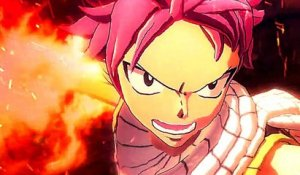 FAIRY TAIL Bande Annonce de Gameplay