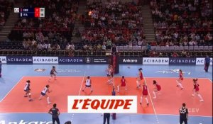 La Serbie en finale - Volley - Euro (F)