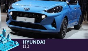 Hyundai i10 en direct du salon de Francfort 2019