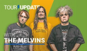 Tour Update: The Melvins Do As Many Odd Tunings As Possible