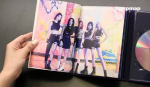 "[Unboxing] ANS 1st Mini Album ""BOOM BOOM"" Unboxing"