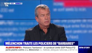 "Policiers ""barbares"": le syndicat Alliance Police Nationale demande à Christophe Castaner de déposer plainte contre Jean-Luc Mélenchon"