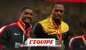 Bolt «Gatlin m'a obligé à rester au top» - Athlétisme - Interview