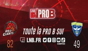 Leaders Cup PRO B : Lille vs Saint-Quentin (J3)