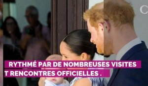 Meghan Markle : comment Archie a influencé le programme de son royal tour en Afrique