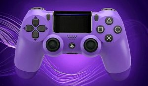 MANETTE SANS-FIL DUALSHOCK 4  Electric Purple Bande Annonce
