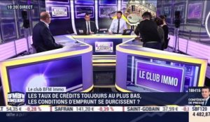 Le club immo (1/3): Pierre Chevillard VS Barbara Kiraly VS Marie Coeurderoy – 16/10