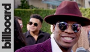 Ne-Yo Discusses 'Me Quedaré Contigo,' His Collaboration with Pitbull, Lenier & El Micha | Latin AMAs 2019