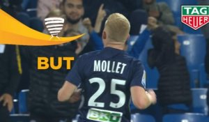 But Florent MOLLET (13ème) / Montpellier Hérault SC - AS Nancy Lorraine - (3-2) - (MHSC-ASNL) / 2019-20