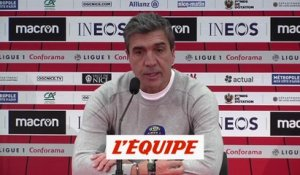Guion «J'ai presque des regrets» - Foot - L1 - Reims