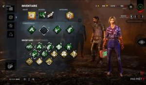Dead by Daylight - Tome I terminé, on rush le pass (05/11/2019 15:54)