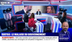 Quotas d'immigration: le malaise du gouvernement (1/3) - 06/11