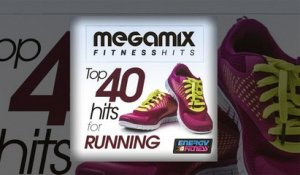 E4F - Megamix Fitness Top 40 Hits For Running - Fitness & Music 2018