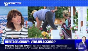 Héritage Johnny : vers un accord ? (2) - 07/11