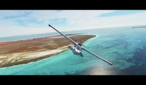 Microsoft Flight Simulator : vidéo de gameplay