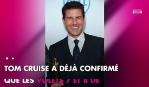 Tom Cruise : Quand vont sortir Mission Impossible 7 et 8 ?