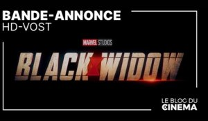 BLACK WIDOW : bande-annonce [HD-VOST]