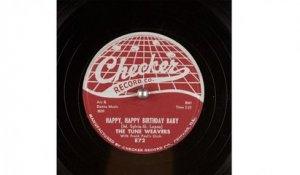 The Tune Weavers - Happy, Happy Birthday Baby (1957)