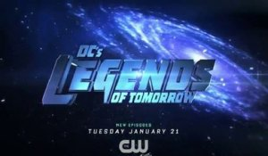 Legends of Tomorrow - Trailer Saison 5
