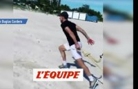 Séquence cardio training pour Thiem - Tennis - WTF