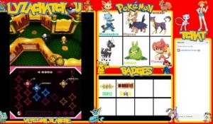 Arène de Volucité! - Mini streams - Live Pokémon version Blanche-LyzaChatchou (13/12/2019 22:52)