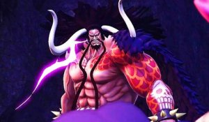 ONE PIECE PIRATE WARRIORS 4 Kaido et Big Mom Bande Annonce