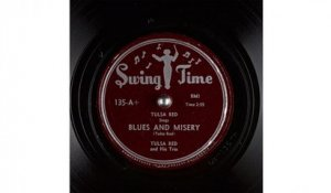 Tulsa Red and His Trio - Blues and Misery (1950)