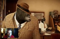 """Blacksad: Under the Skin"", chat (de film) noir - Let's Play #LFAJV"
