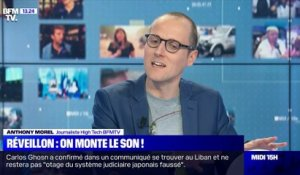 Réveillon: on monte le son ! - 31/12