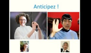 Anticipez ! - 21 mars 2019 -  Session 1 - connaître et prévoir, suite - Introduction