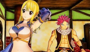 FAIRY TAIL TOUR OF MAGNOLIA Bande Annonce