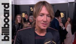 "Keith Urban Calls Taylor Swift ""One of the Great Songwriters,"" Talks New Music 