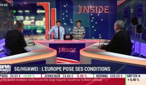 Les Insiders (2/2): 5G/Huawei, l'Europe pose ses conditions - 29/01