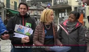 Vallée de l'Arve : comment lutter contre la pollution ?