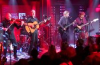 Murray Head - Corporation Corridors (Live) - Le Grand Studio RTL