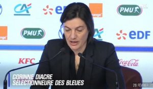 Equipe de France (F) : Diacre explique l'absence de Thiney au Tournoi de France