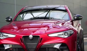 ALFA ROMEO GIULIA GTA& GTAm - video reveal