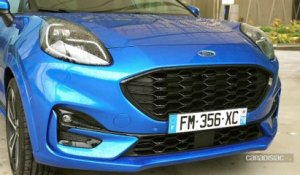 Comparatif - Peugeot 2008 VS Ford Puma